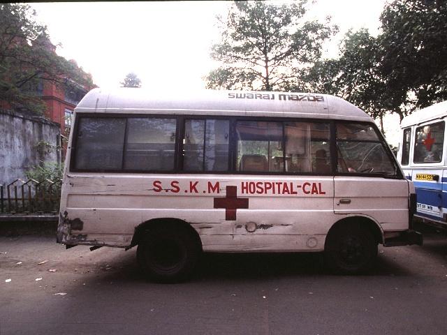 SSKM Hospital Kolkata