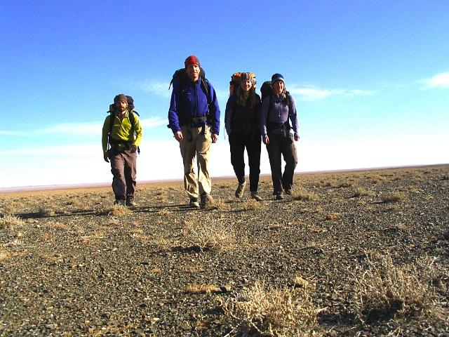 Gobi Mongolia