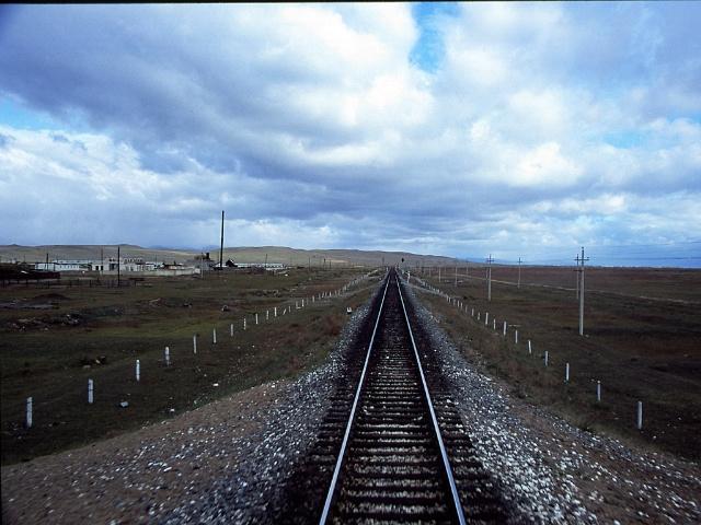 Train Russia