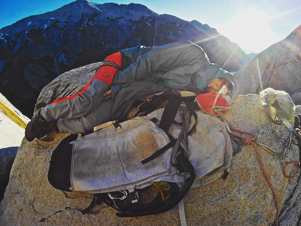 szuting928 product testing hyperlitemountaingear new sleeping pads during an unplannedhellip